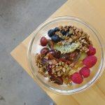 yogurt bowl vancouver fruits
