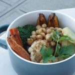 buddha bowl vancouver maple tahini dressing
